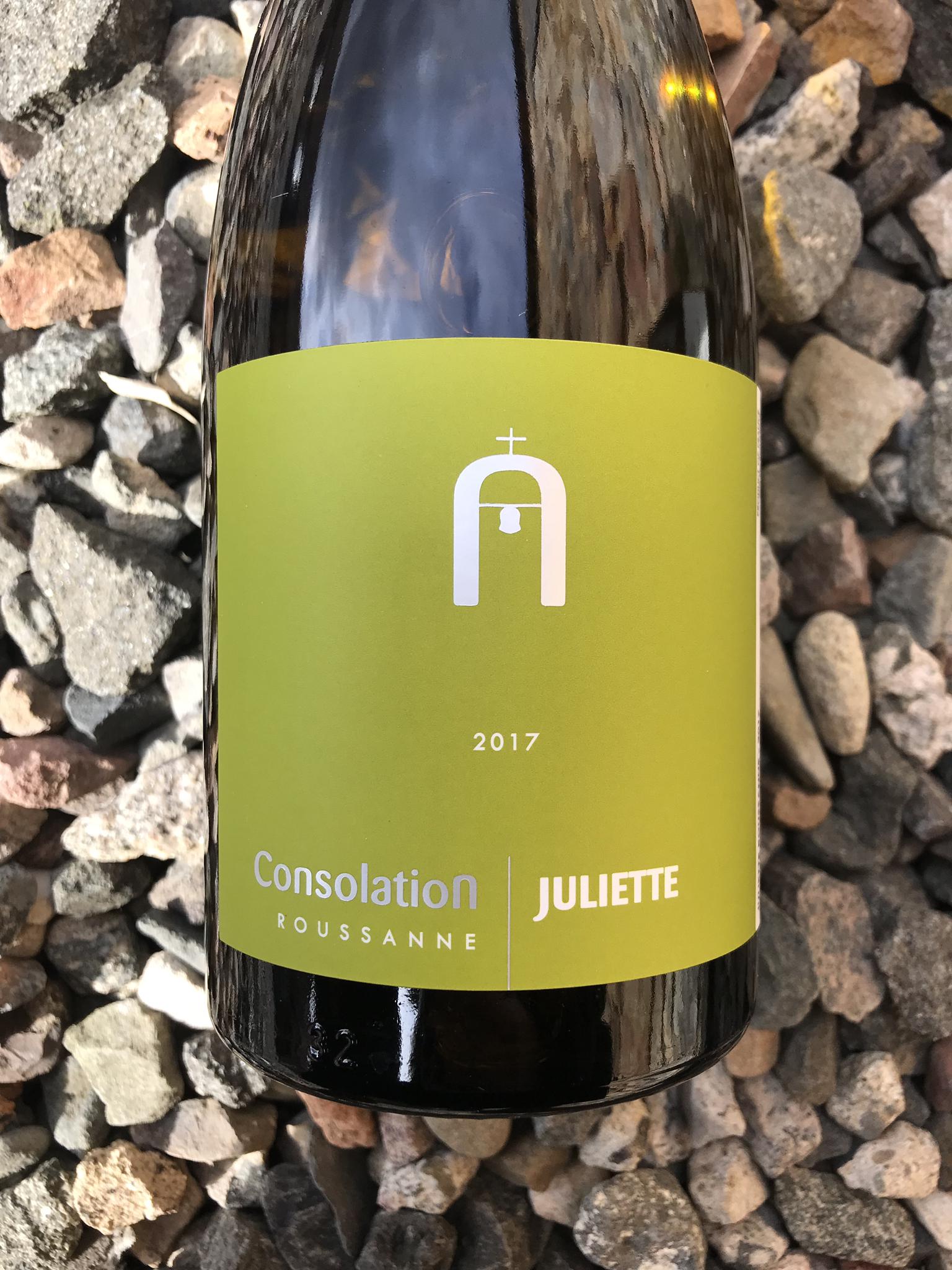 Consolation 'Juliette' Roussanne 2018 FR25