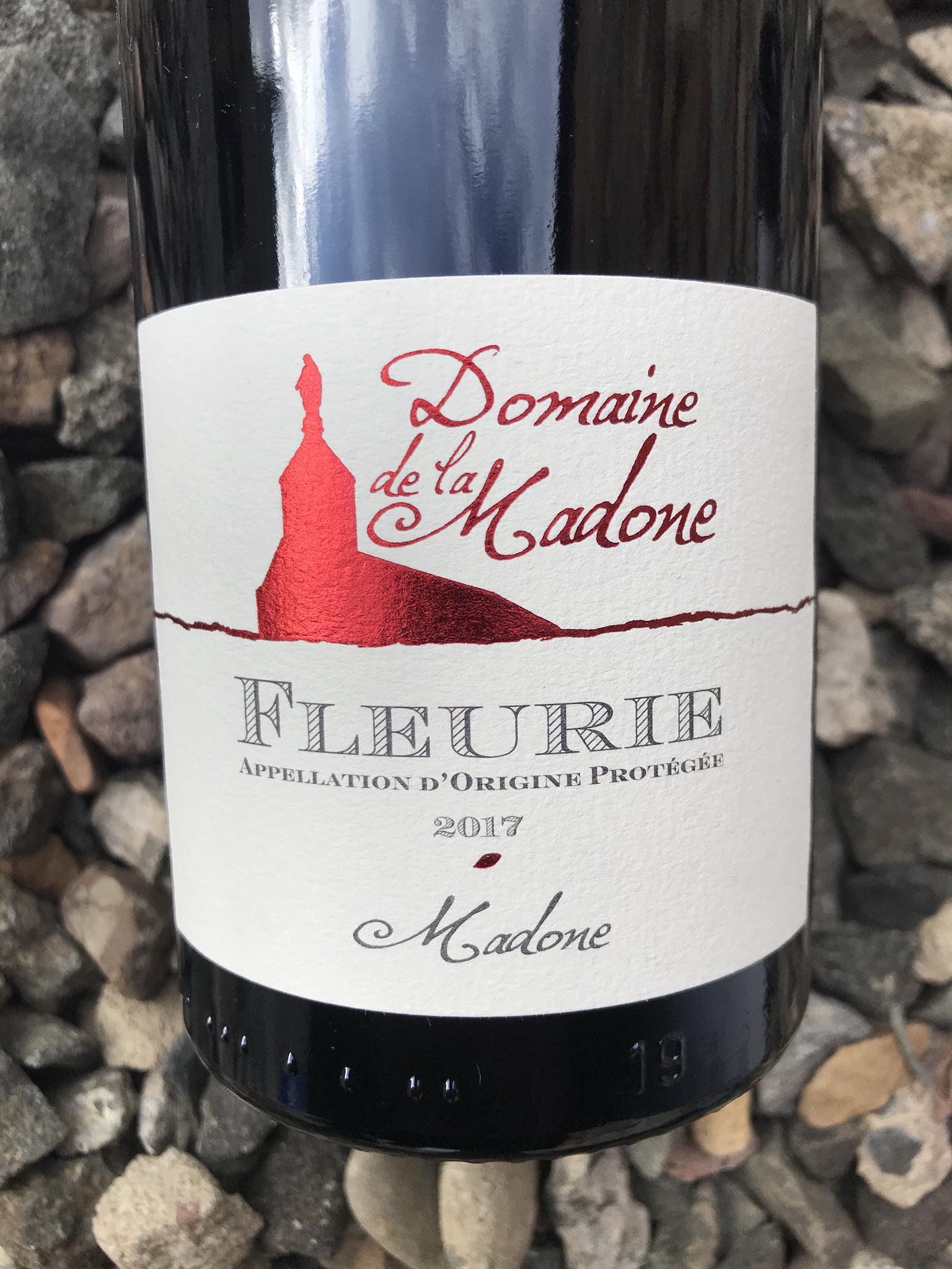 Fleurie Domaine de la Madone 2016 00035