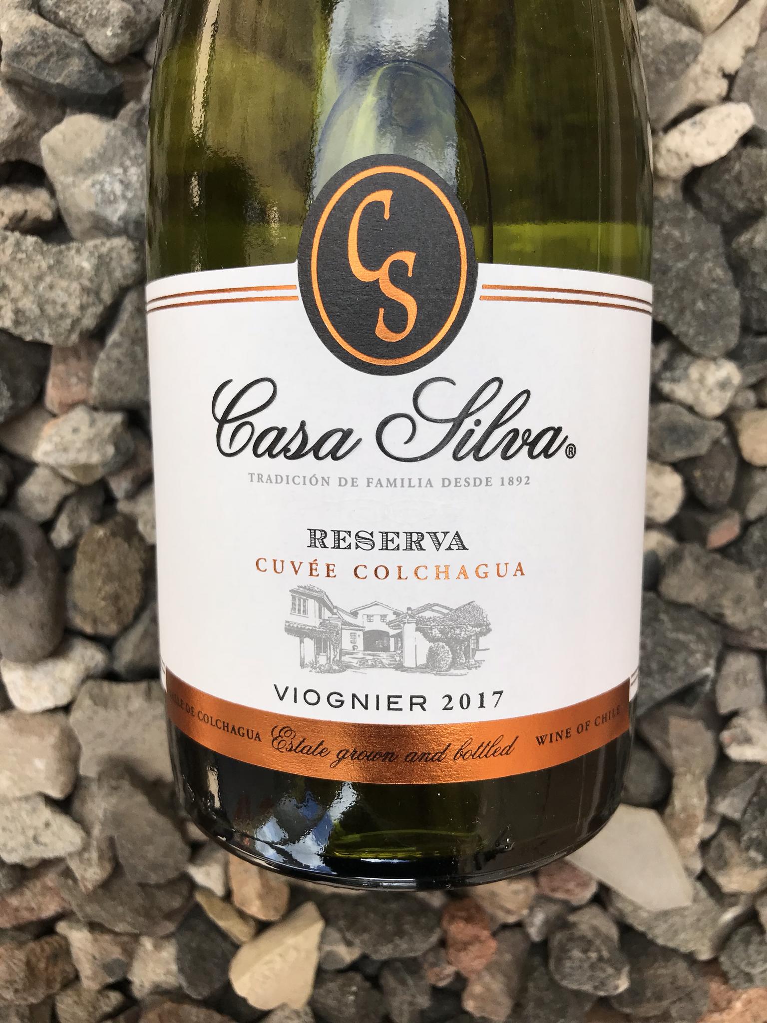 Casa Silva Reserva Viognier 2017 00023