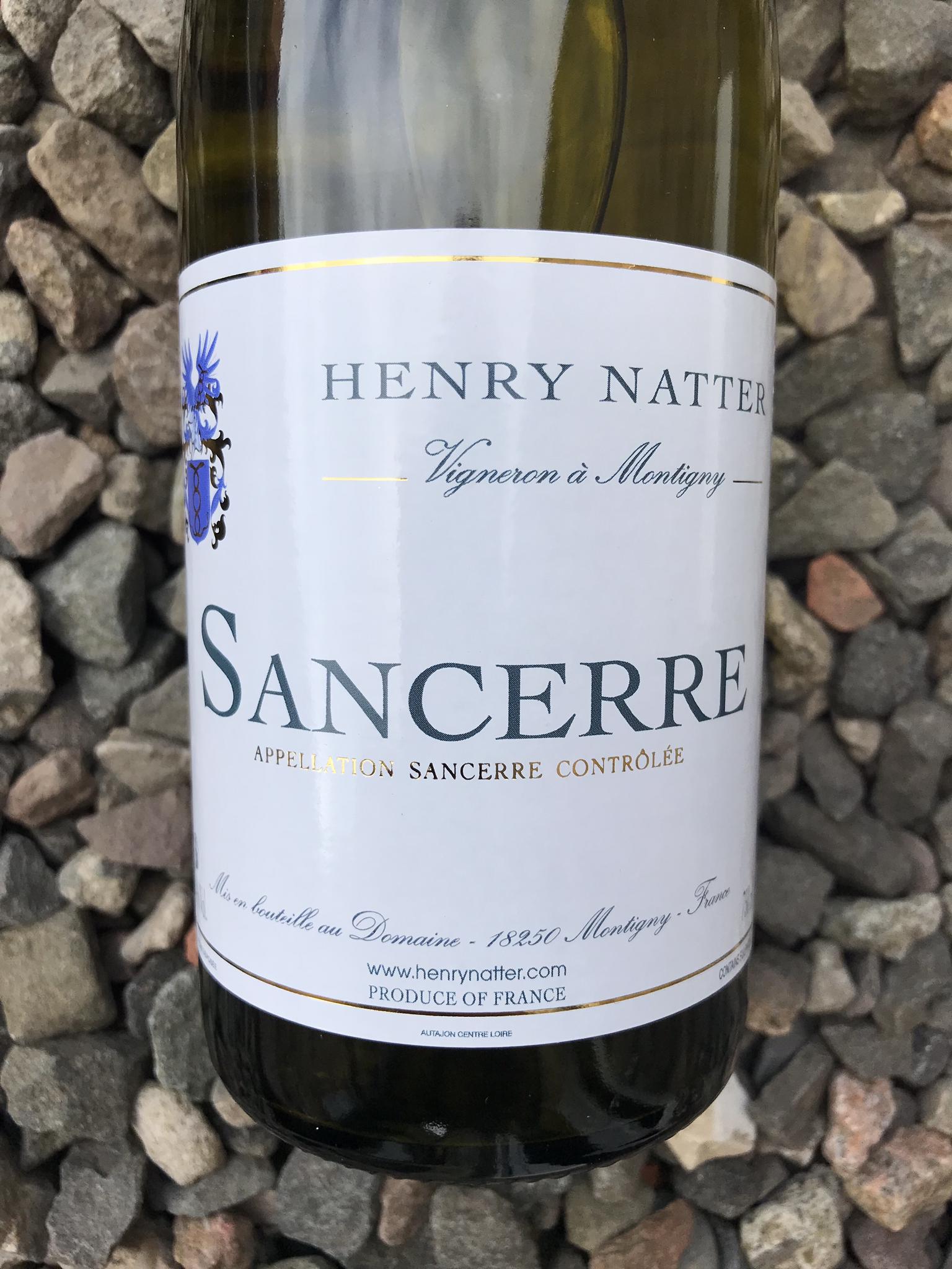 Sancerre Henry Natter 2018 FR12