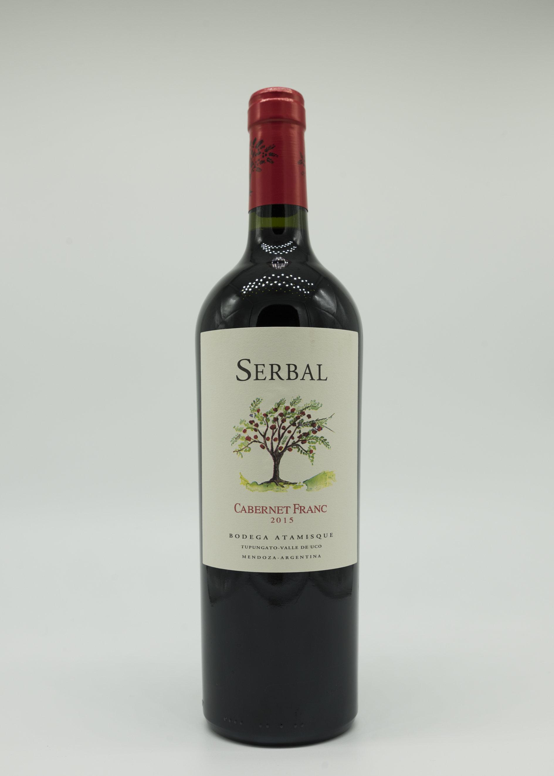 Atamisque 'Serbal' Cabernet Franc, 2017 00031