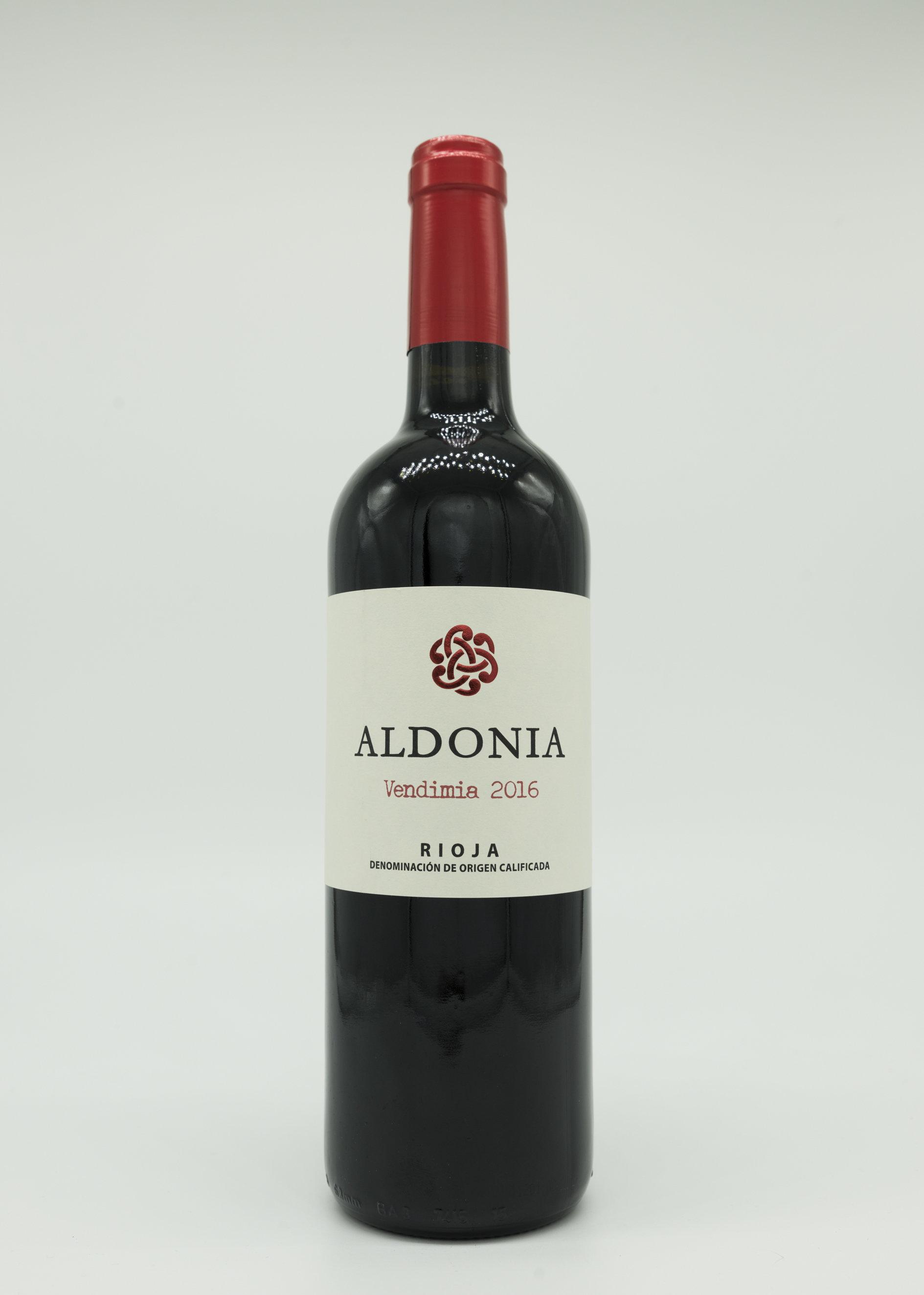 Aldonia 'Vendimia' Rioja 2017 SP1