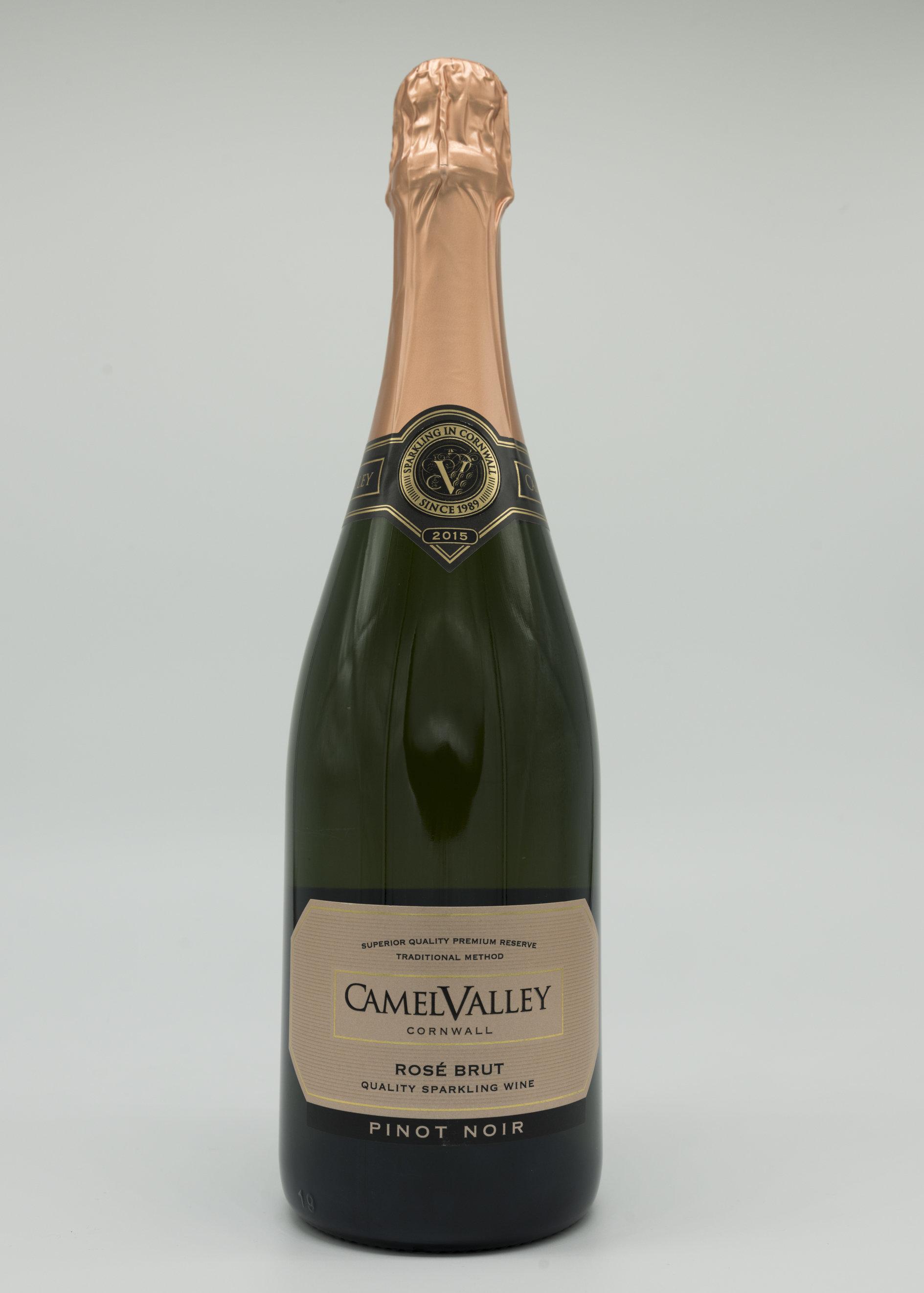 Camel Valley Pinot Noir Rose Brut Vintage 2017 SPK1