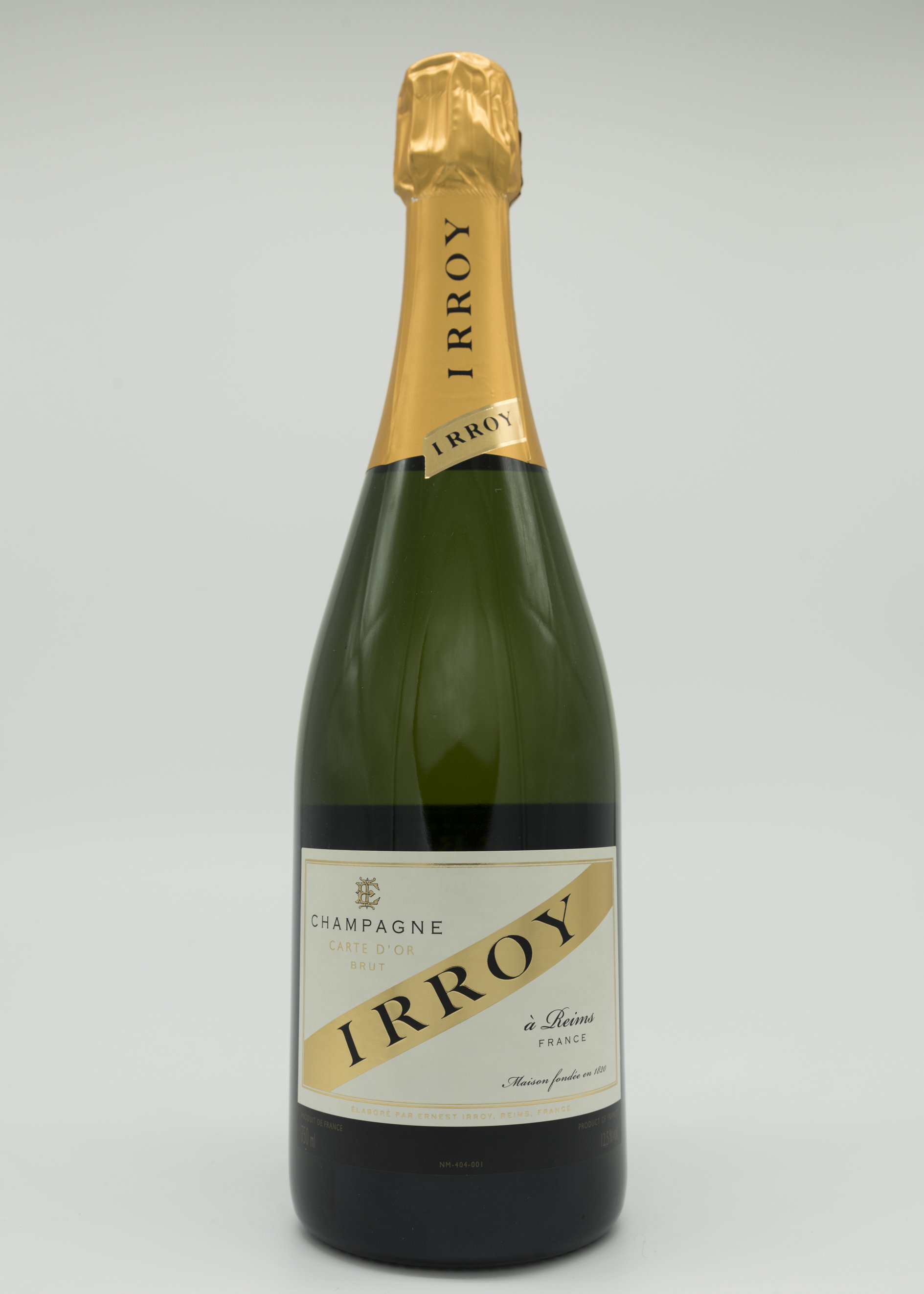 Irroy Carte D'Or Brut NV CH2
