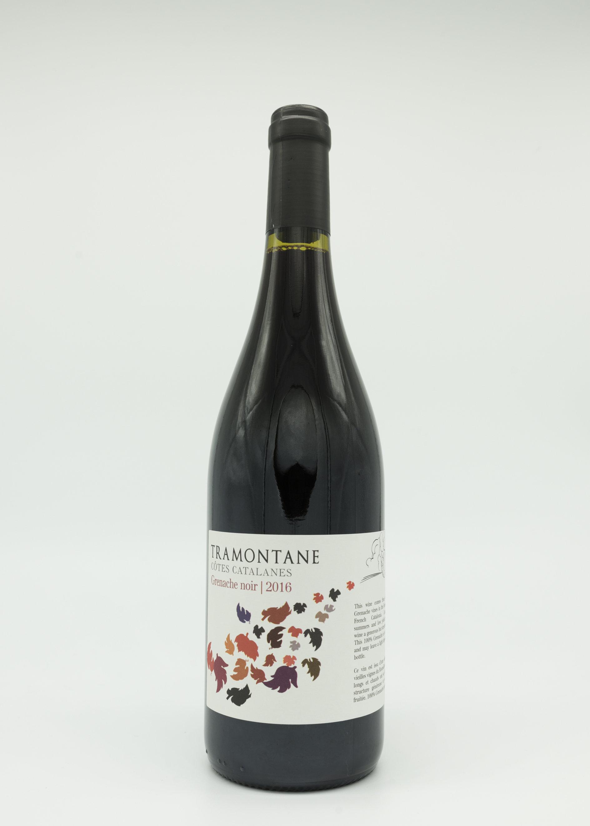 Tramontane Grenache, 2017, Tramontane Wines 00019