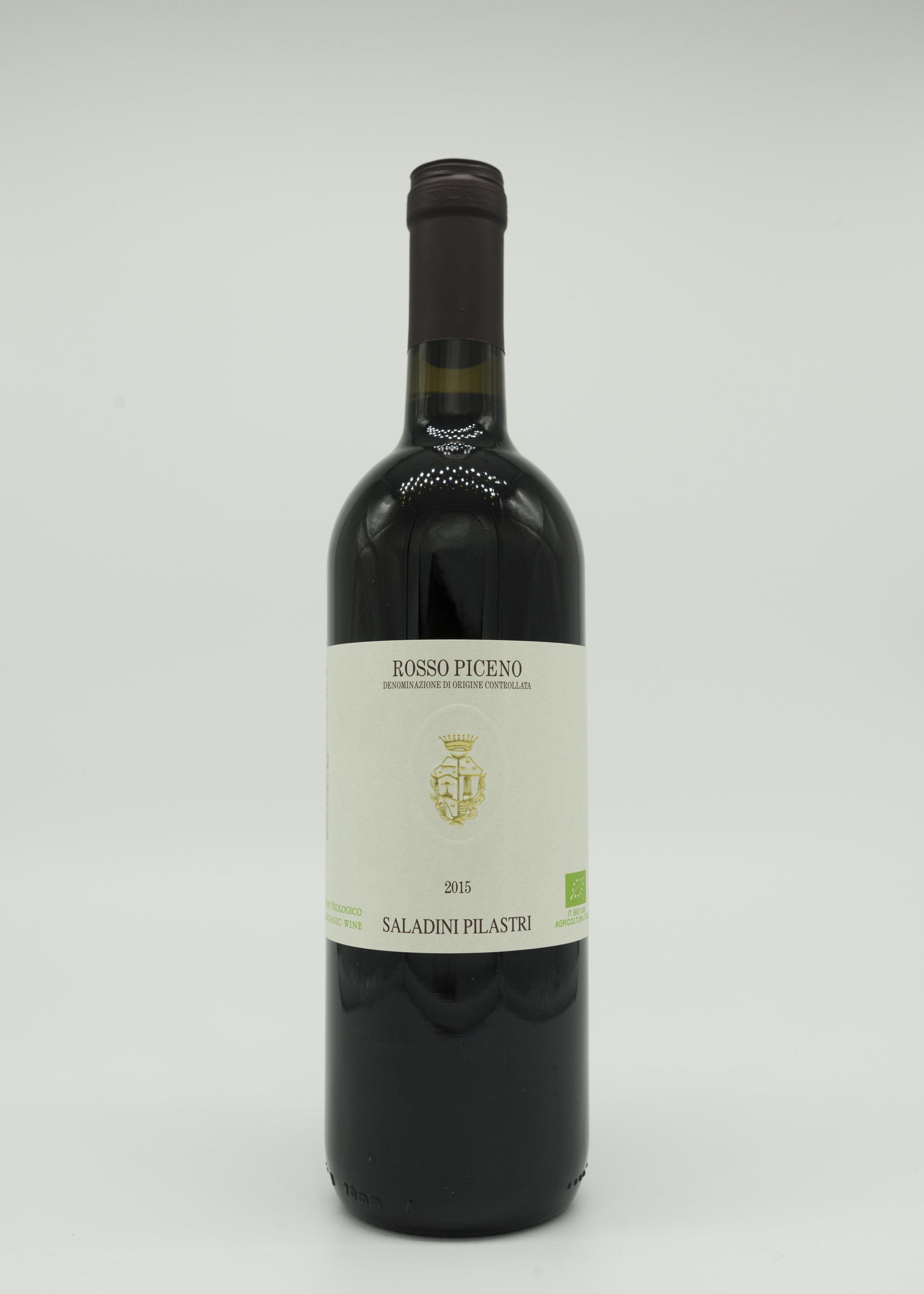 Rosso Piceno, Saladini Pilastri DOC, 2018 00021