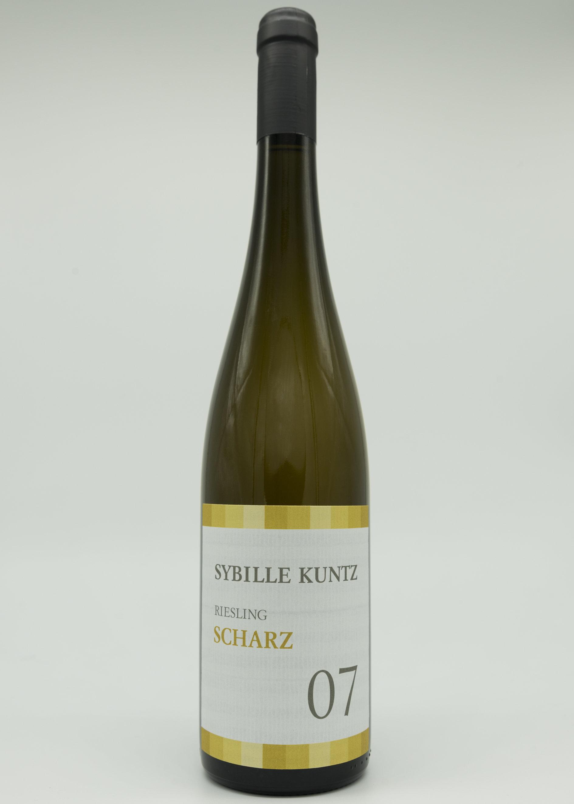 Sybille Kuntz Riesling 'Scharz' Auslese 2007 00036