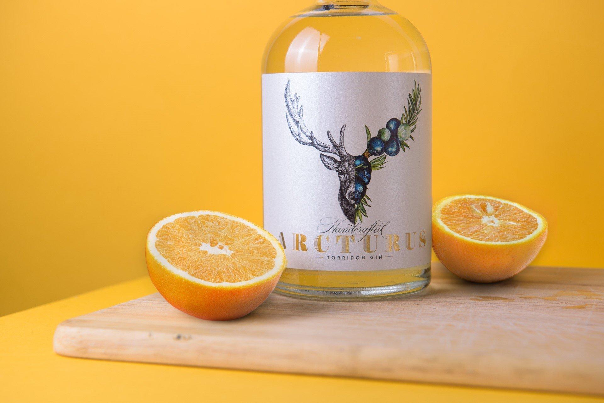 Arcturus Torridon Gin 00057