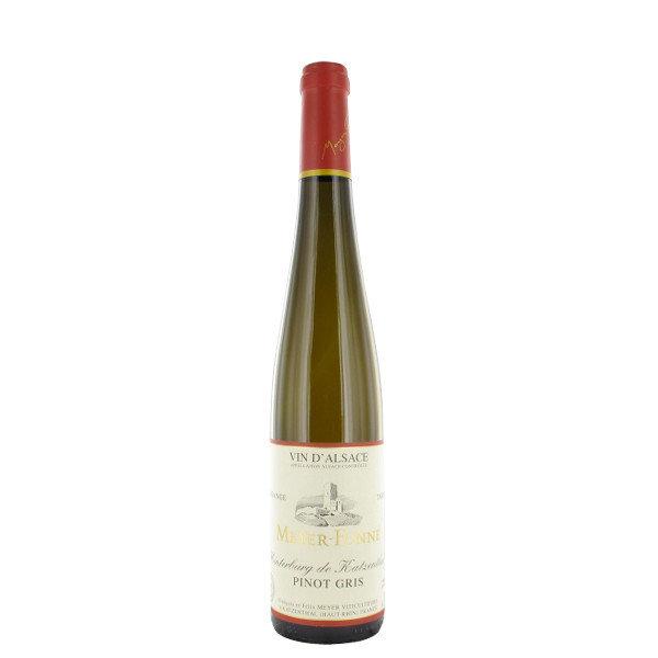Meyer Fonne Pinot Gris 'Hinterburg de Katzenthal' Vendage Tardive 2015 HALF 00061