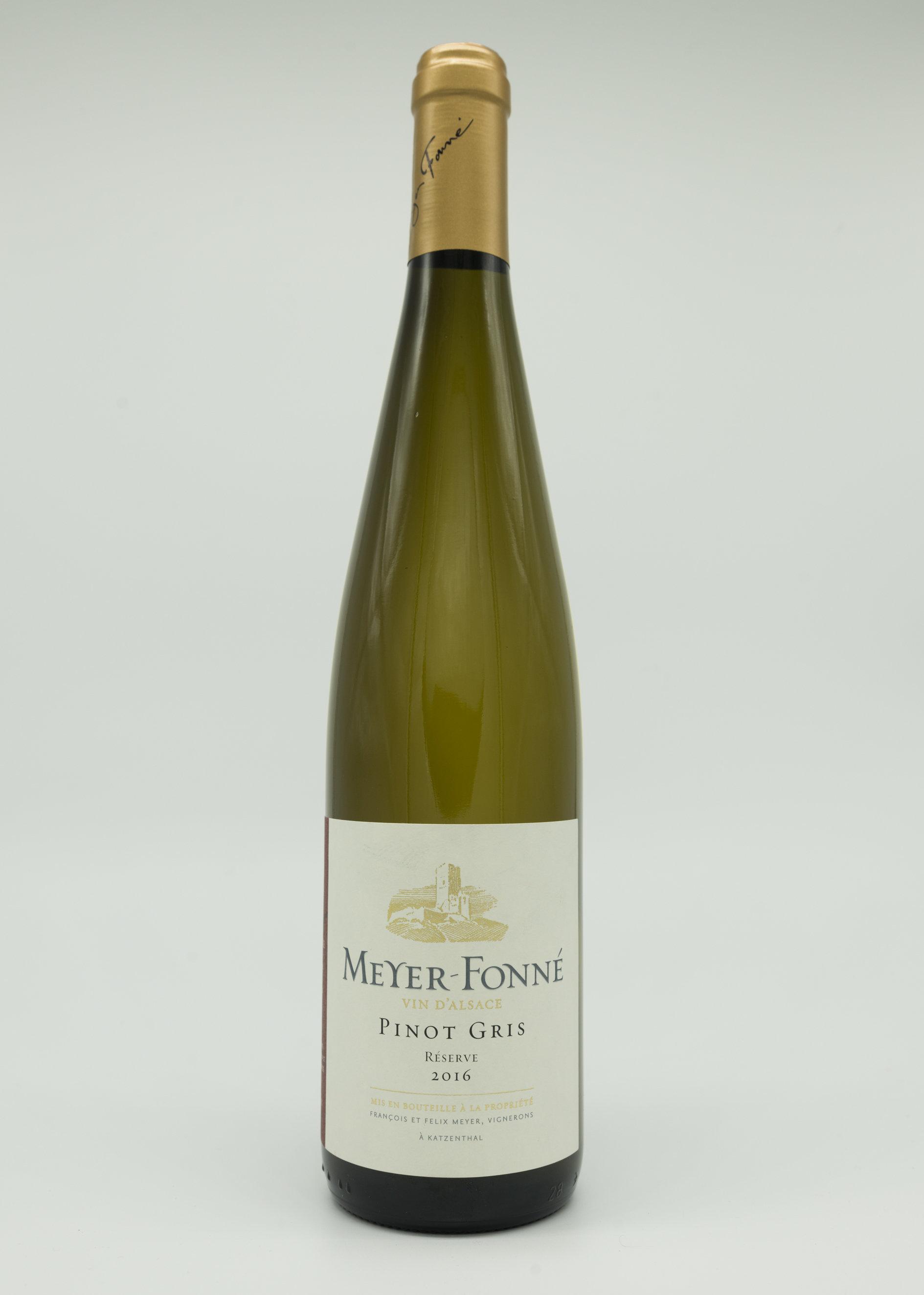 Pinot Gris Reserve 2016, Domaine Meyer Fonne 00060