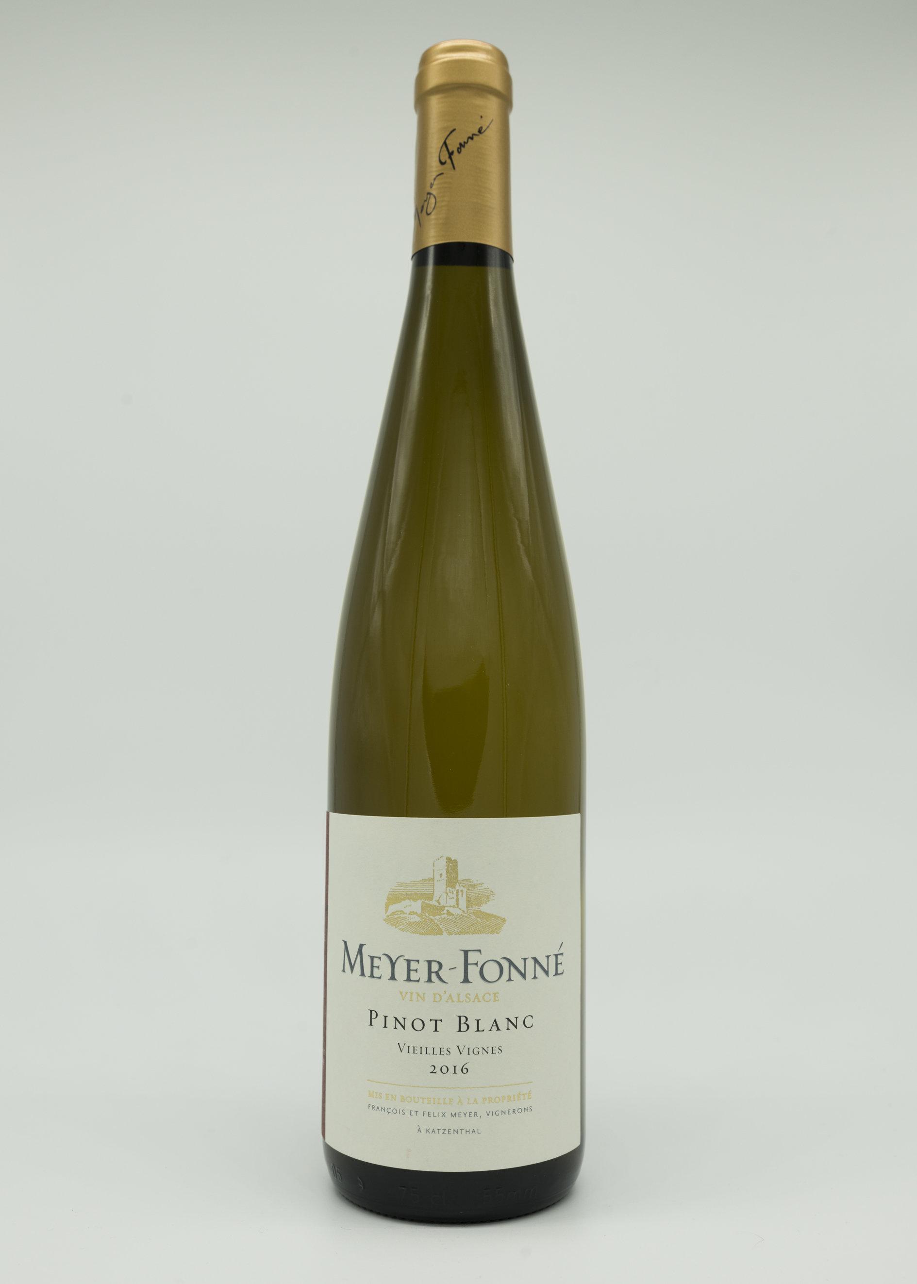 Pinot Blanc Vielles Vignes, Meyer Fonne, 2017 00062