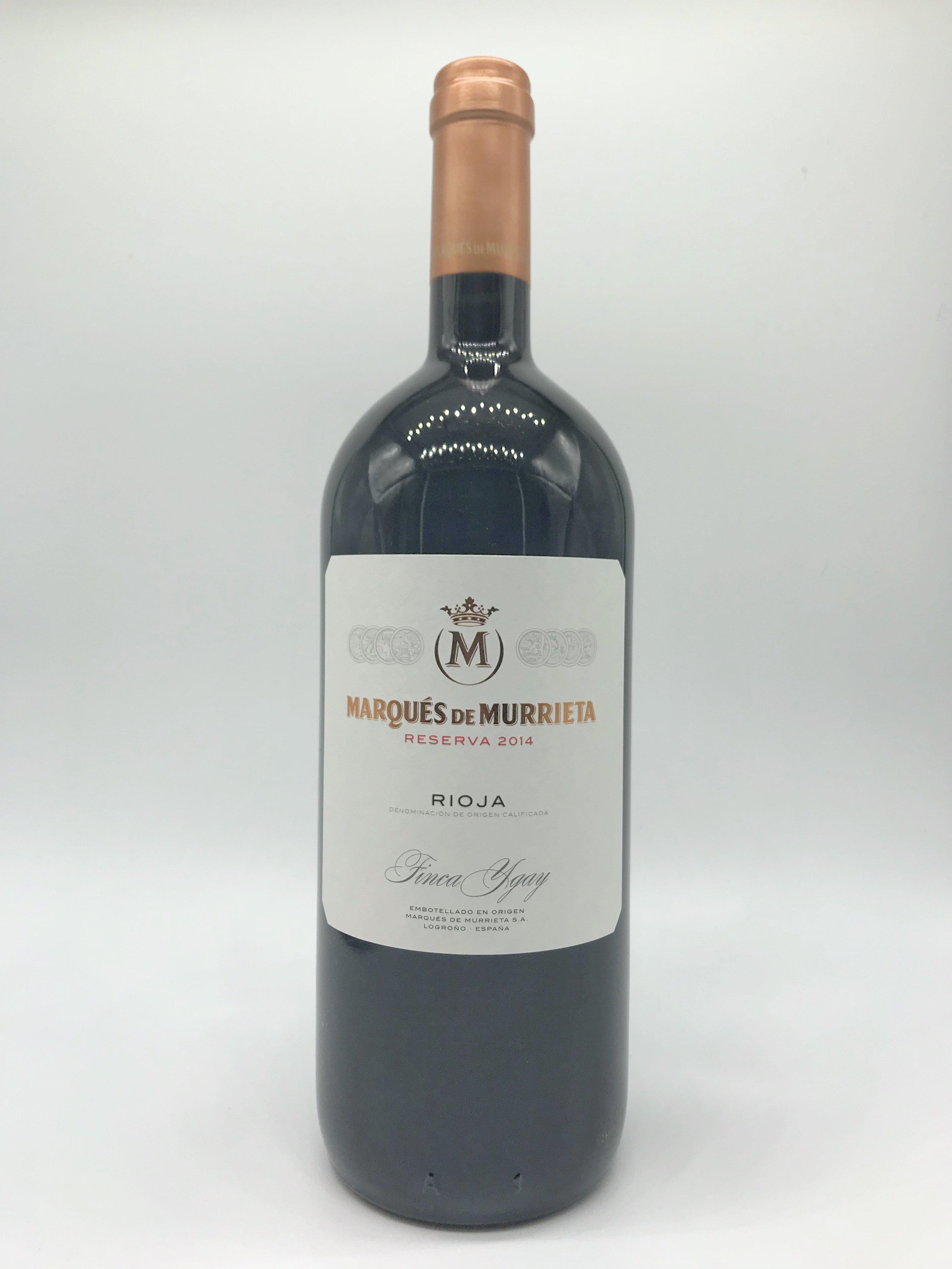 Marques de Murrieta Rioja Reserva 2014 Magnum 00084