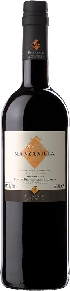 Fernando de Castilla Classic Manzanilla NV