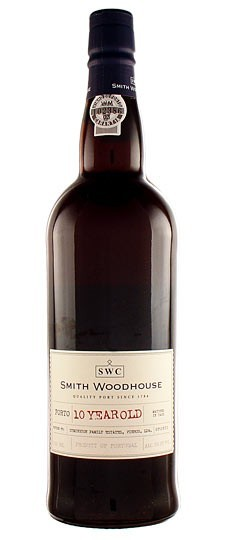 Smith Woodhouse 10 Year Old Tawny Port 00110
