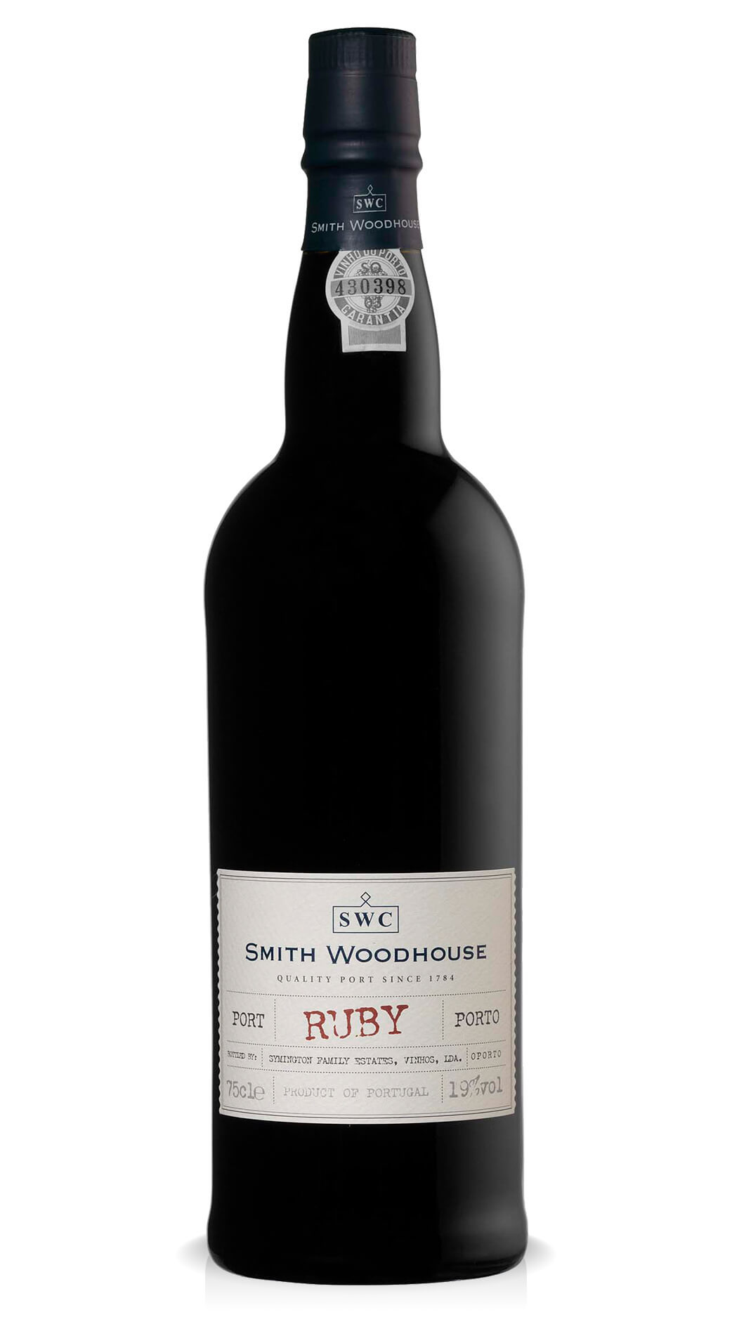 Smith Woodhouse Ruby Port 00108