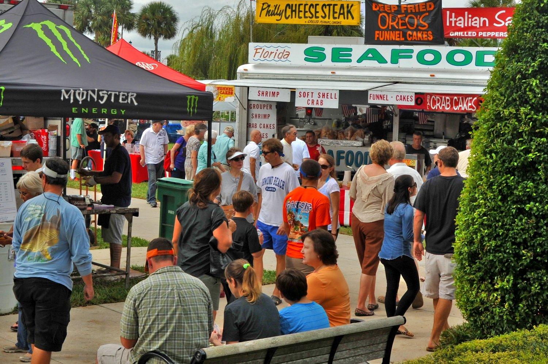 Riverfest 2017 10x20 food vendor