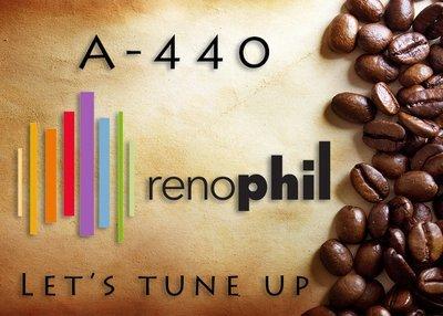A440 RenoPhil Blend