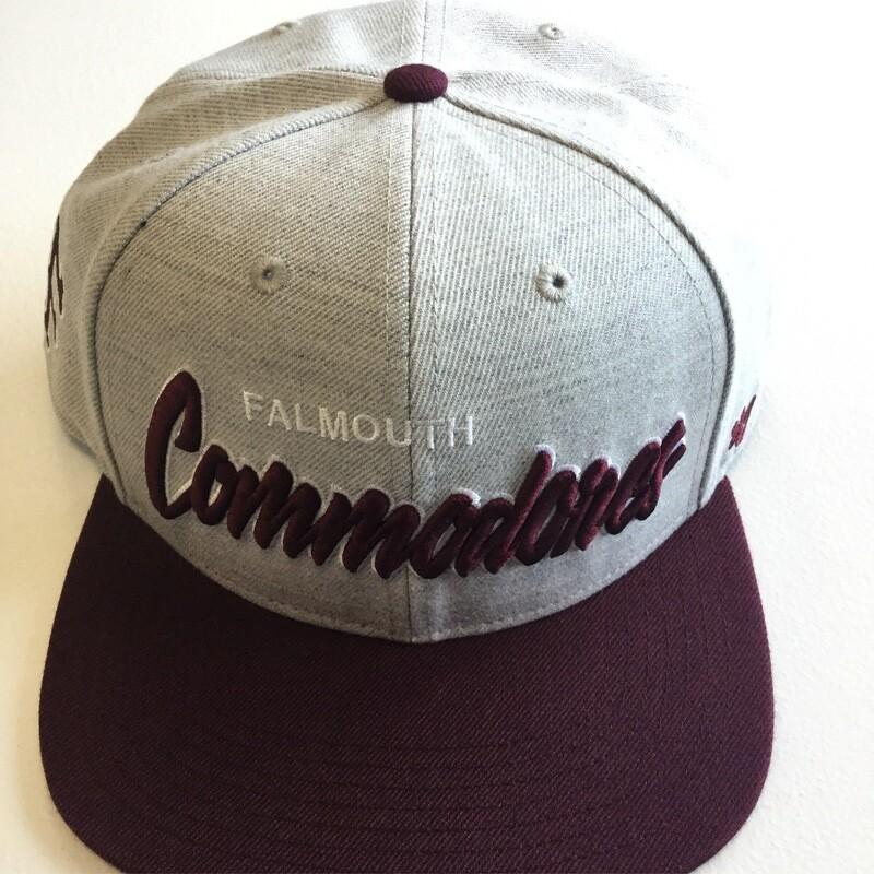 Hat Snapback Falmouth Script Hats Merchandise