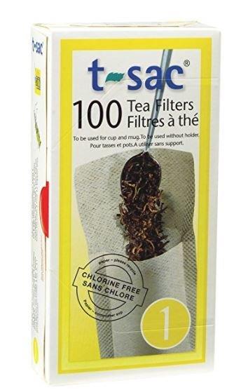 Tea Sacs Size 1 (1 Cup) ACC0001