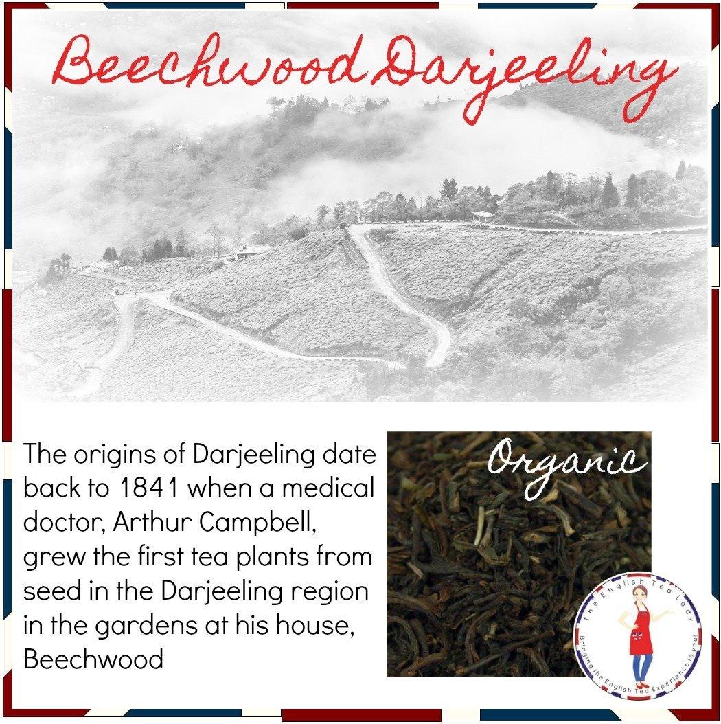 Beechwood Darjeeling, Organic - 2oz BLK0002A