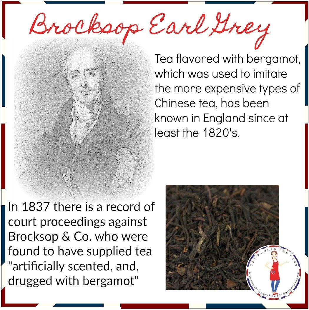 Brocksop Earl Grey -2oz BLK0003A