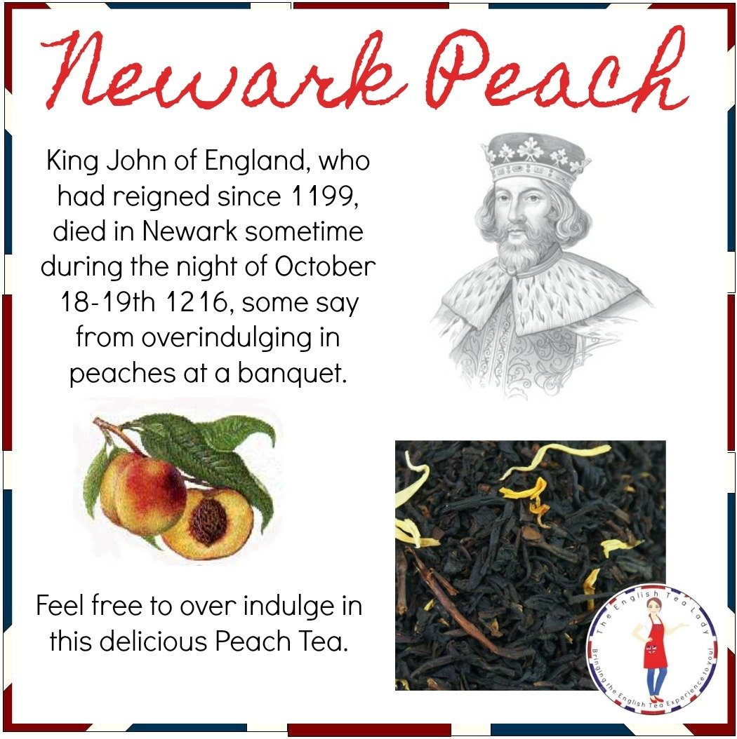 Newark Peach - 1oz BLK0005