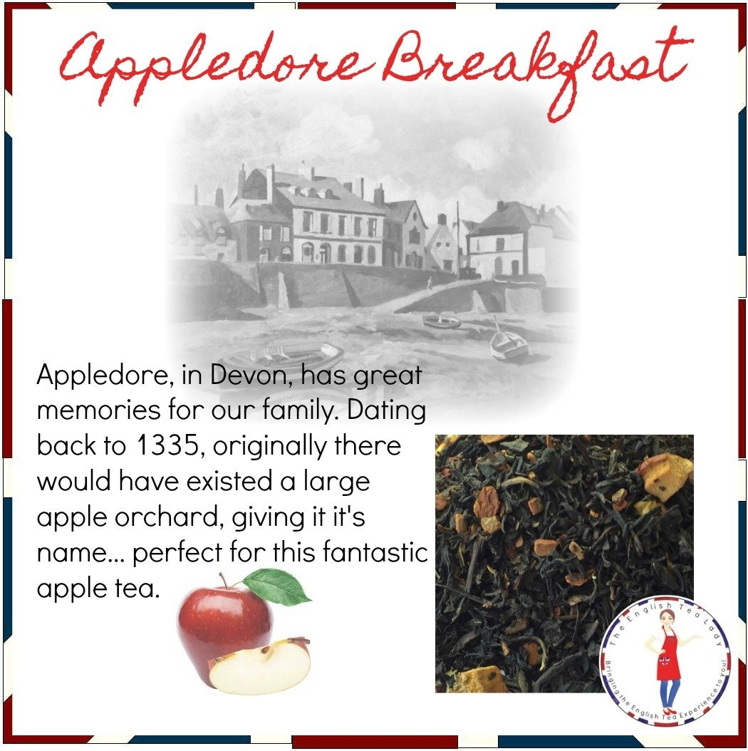 Appledore Breakfast - 1oz BLK0007