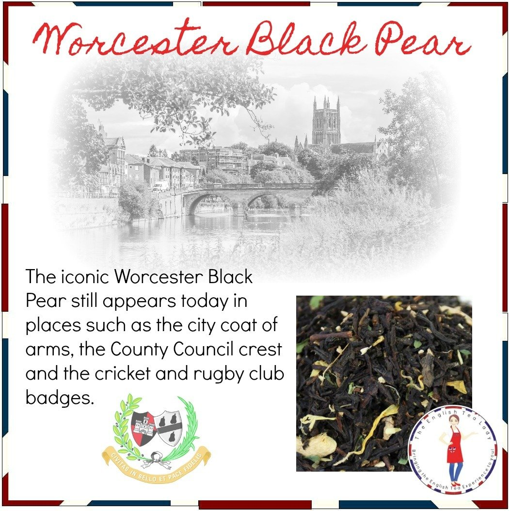 Worcester Black Pear - 1oz BLK0008