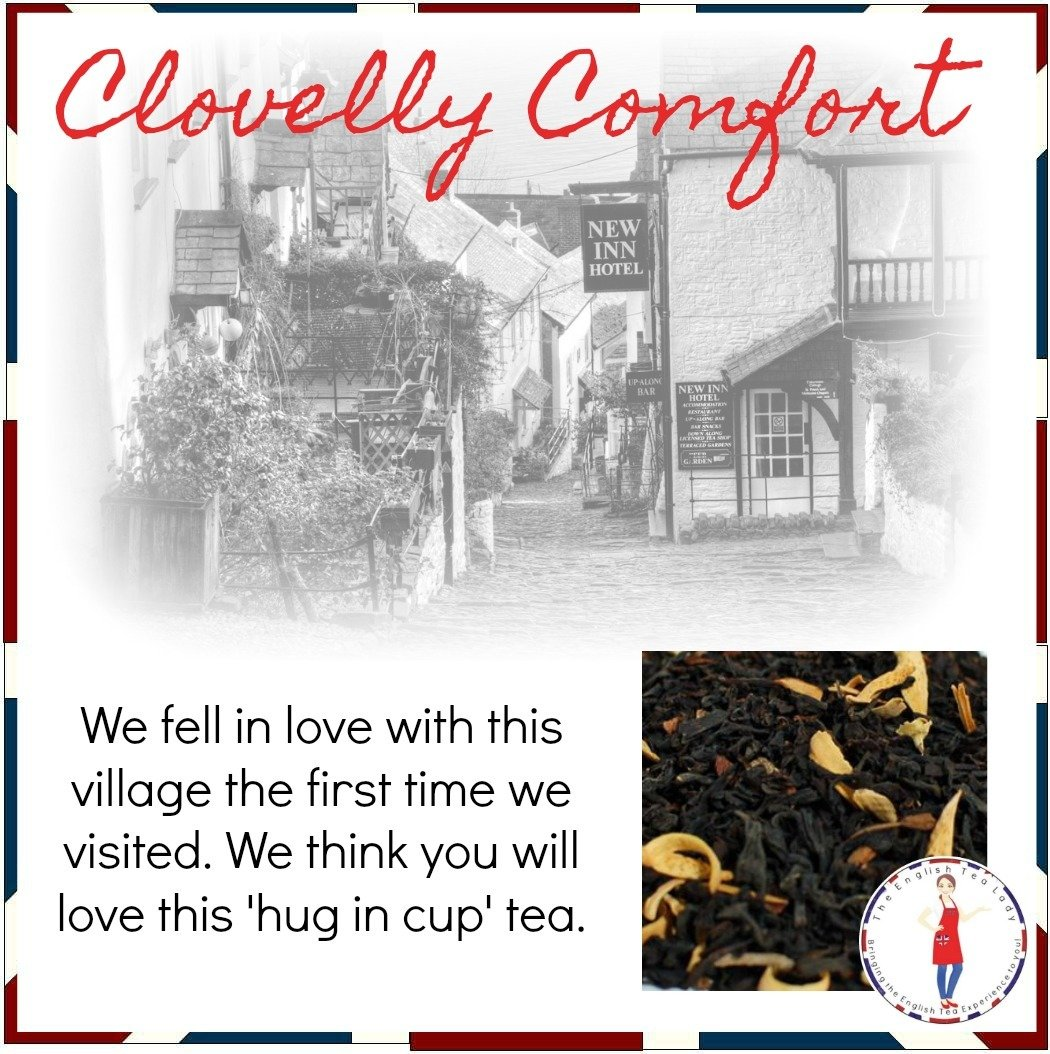 Clovelly Comfort - 2oz BLK0012A