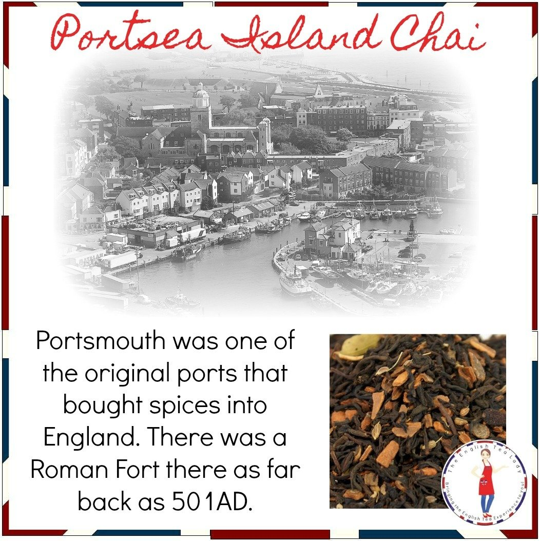 Portsea Island Chai - 2oz BLK0013A