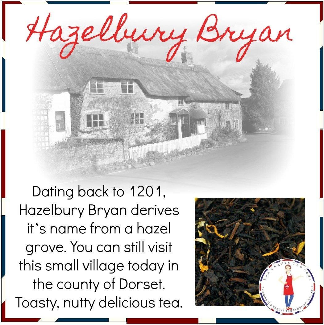 Hazelbury Bryan - 2oz BLK0016A