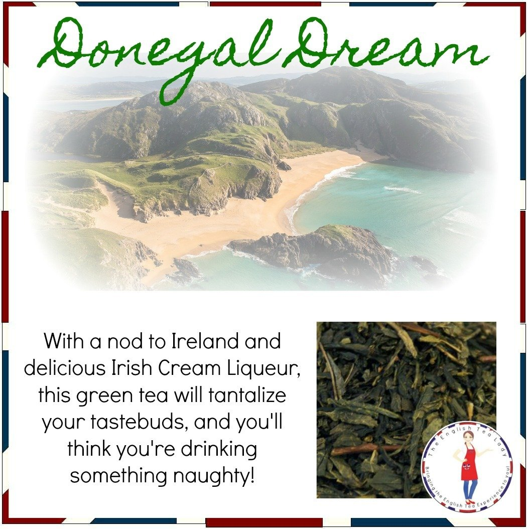 Donegal Cream  - 2oz GRN0002A
