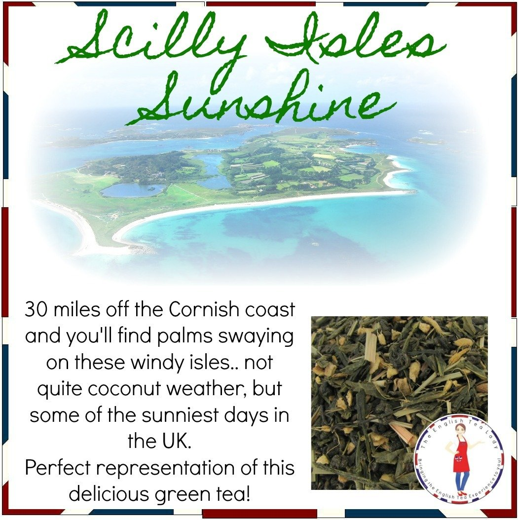 Scilly Isles Sunshine  - 1oz GRN0003