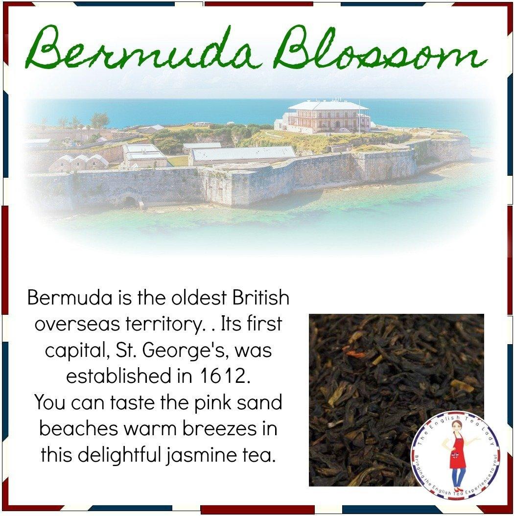Bermuda Blossom  - 2oz GRN0004A
