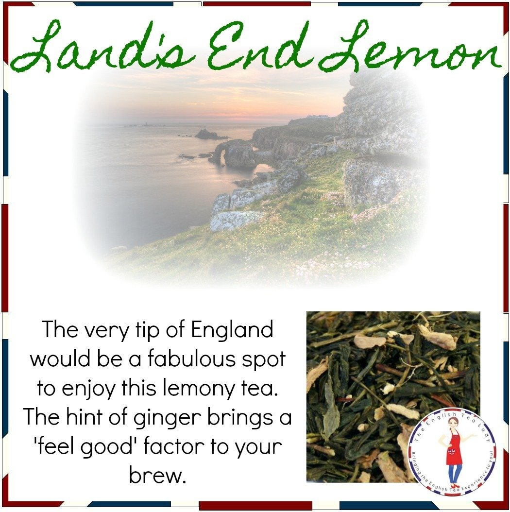 Land's End Lemon - 1oz GRN0005