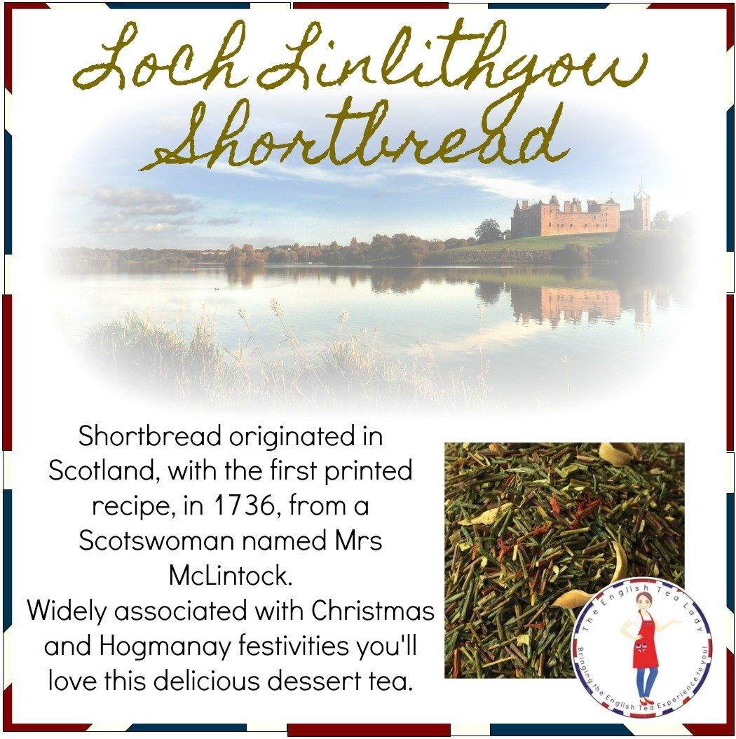Loch Linlithgow Shortbread - 1oz CAF0002