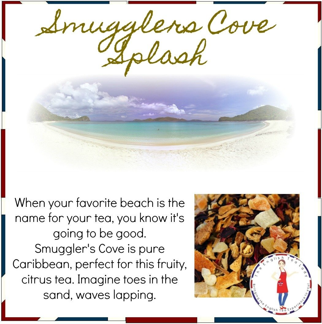 Smuggler's Cove Splash - 1oz CAF0004