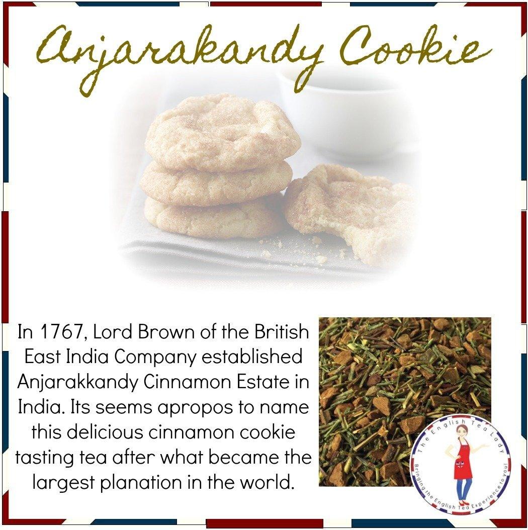 Anjarakandy Cookie - 1oz CAF0010