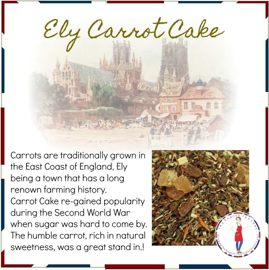 Ely Carrot Cake - 1oz CAF0008