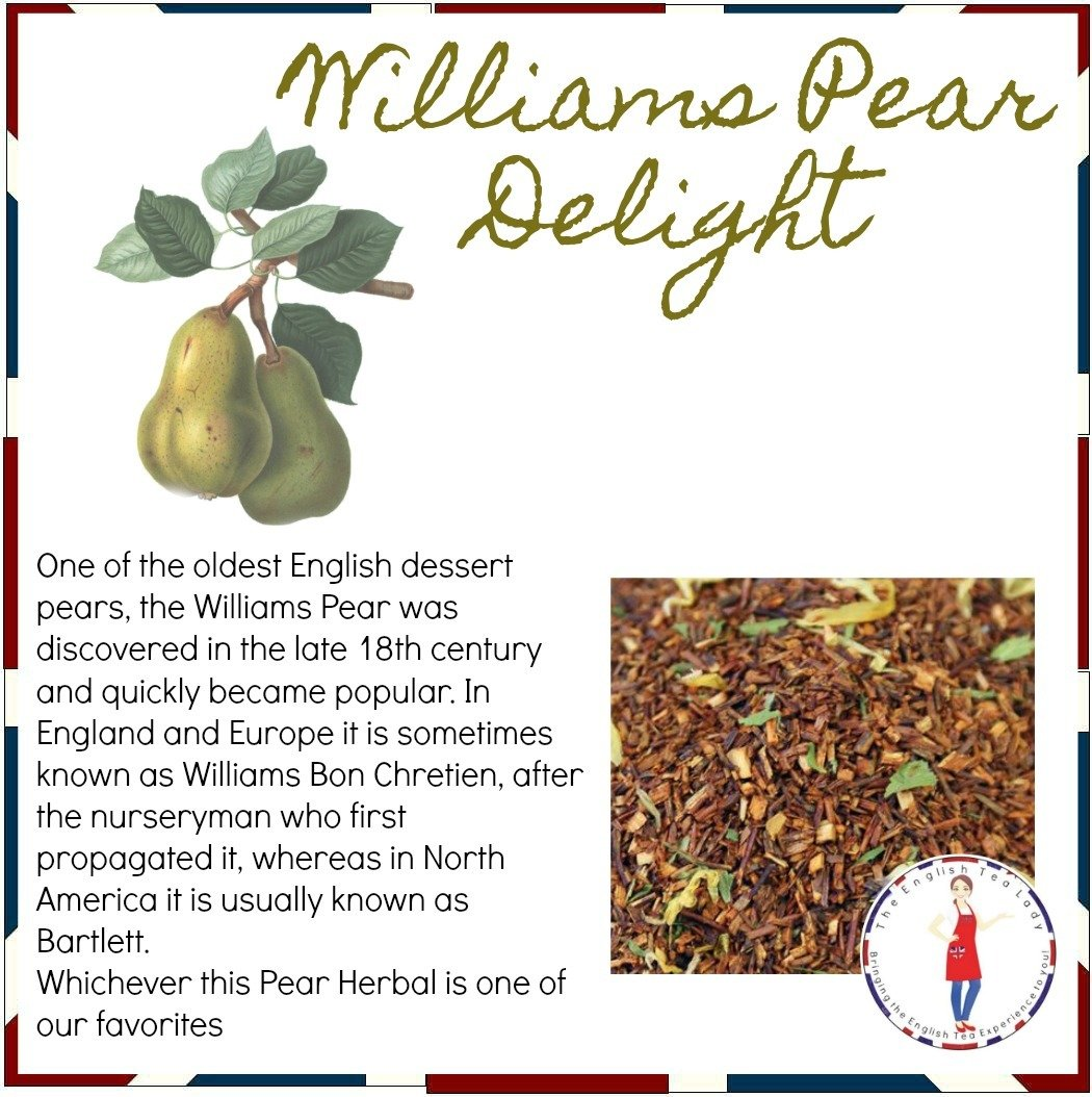 Williams Pear Delight - 1oz CAF0013