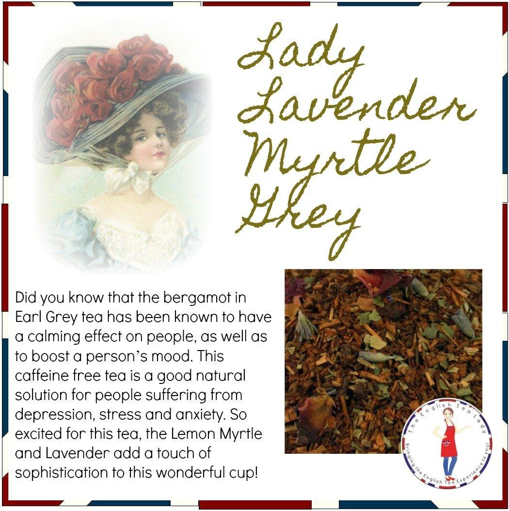 Lady Lavender Myrtle Grey - 1oz CAF0014