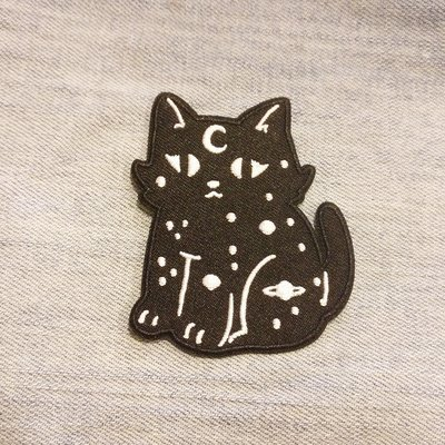 GALAXY CAT PATCH