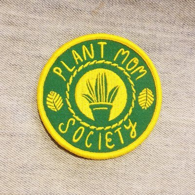 PLANT MOM PATCH