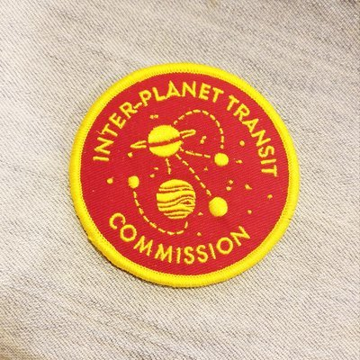 INTER-PLANET PATCH
