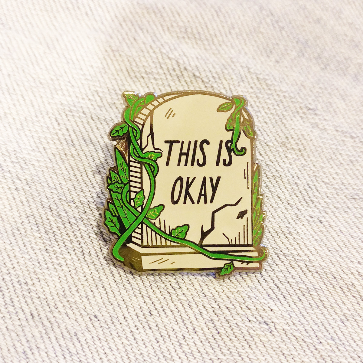 THIS IS OK PIN