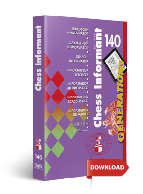 Chess Informant 140 - DOWNLOAD VERSION