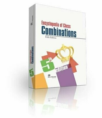 Encyclopedia of Chess Combinations, 5th edition   ***USED***