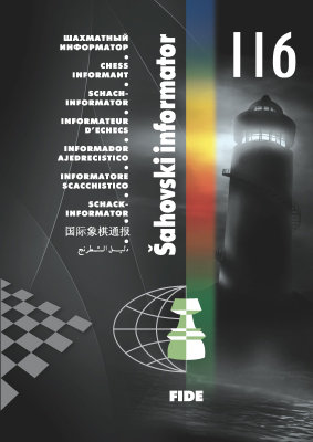 Chess Informant 116 - Lighthouse edition
