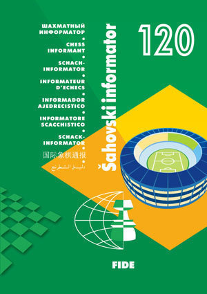 Chess Informant 120 Maracana
