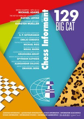 Chess Informant 129 Big Cat